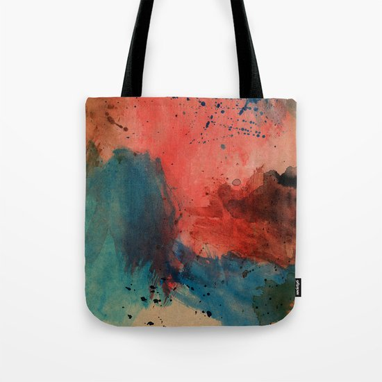 Attack in Surfers Paradise Tote Bag