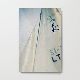Sail #2 Metal Print