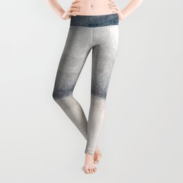 Long-beaked dolphin and baby Leggings