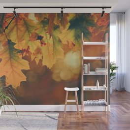 Autumn is coming Wall Mural