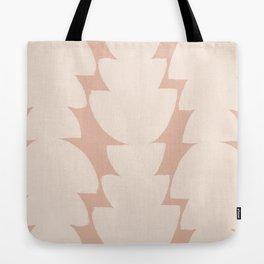 Bohemian Organic Pattern Tote Bag