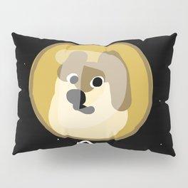 EARTH IS A DOGECOIN Pillow Sham