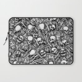 Root Of All Evil Laptop Sleeve