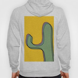 The color cactus Hoody
