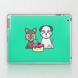 Momo & Mochi Birthday Laptop & iPad Skin