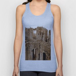 Castle Walls Unisex Tank Top