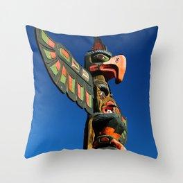 Amazing Sacret Object Throw Pillow
