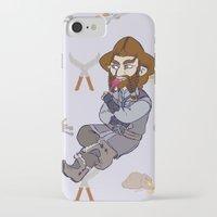 nori iPhone & iPod Cases featuring Lollipop Time by BlueSparkle