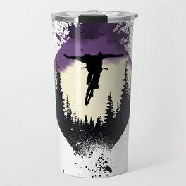 Forest Rider Travel Mug