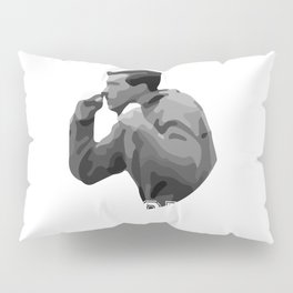Jerry Mitchell's Boxing Classes | Three O'Clock | At The Parking Lot | High School Gym Design For Me Pillow Sham
