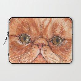 Betty aka The Snappy Cat- artist Ellie Hoult Laptop Sleeve