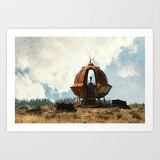 Out of this World Art Print