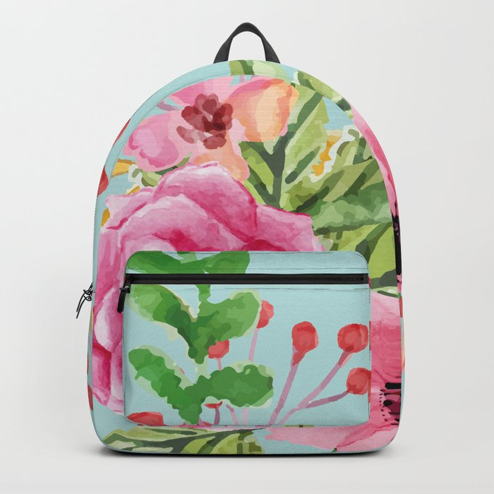 Flowers 182 Backpack