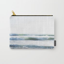 Beach Waves Carry-All Pouch