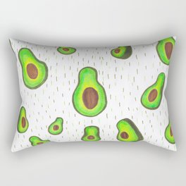 Avocado Rectangular Pillow