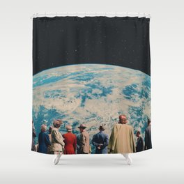 THAT USED TO BE MY HOME Shower Curtain
