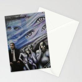 Alien Nation Stationery Cards