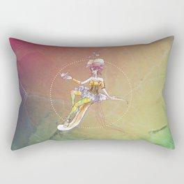 One thousand papercuts Rectangular Pillow
