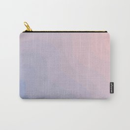 Rose quartz & Serenity Carry-All Pouch