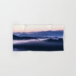 Ultra Violet Lights Hand & Bath Towel