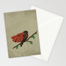 Super Bird Stationery Cards