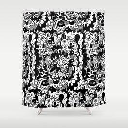 Bandersnatch Shower Curtain