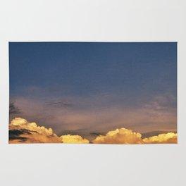 clouds 11 Rug