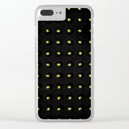 In the Limelight Clear iPhone Case