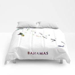 Bahamas Comforters