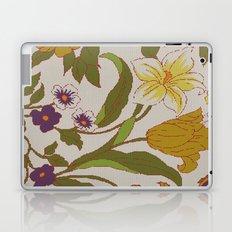 flower knit Laptop & iPad Skin