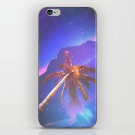 VISITS iPhone Skin