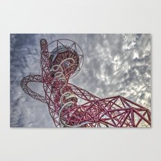 The Arcelormittal Orbit  Canvas Print