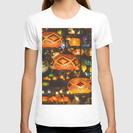 Lamps - Light - Culture - Istanbul - Turkey - Islam - Prayer. Little sweet moments. T-shirt