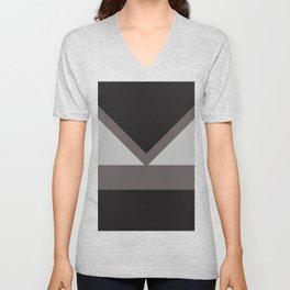 Fold Unisex V-Neck