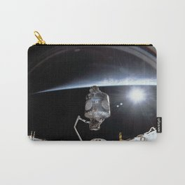 NASA International Space Station Carry-All Pouch
