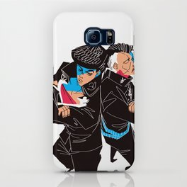 Morioh's Delinquents iPhone Case