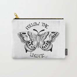 Like Moths to Flames Carry-All Pouch