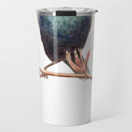 Tui - a native New Zealand bird 2013 Travel Mug