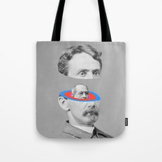 Thoughts In My Head Tote Bag