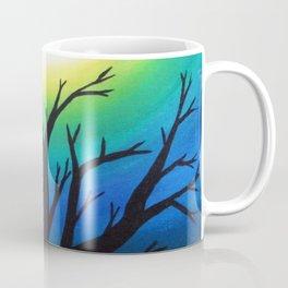 3 Visions Art Moon Tree Coffee Mug