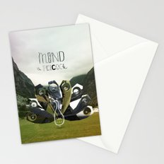 Mind the Peacock! Stationery Cards