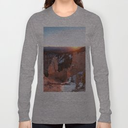 Bryce Canyon Sunrise Long Sleeve T-shirt
