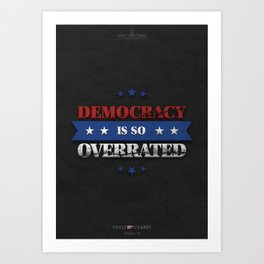 House of Cards - Chapter 15 Art Print