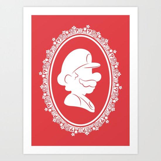 The Plumber Art Print
