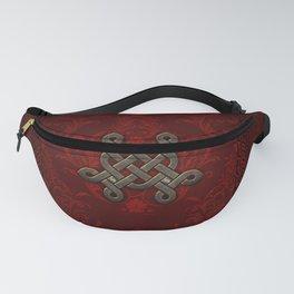 Decorative celtic knot Fanny Pack