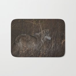 Cana in Fall Foliage Bath Mat
