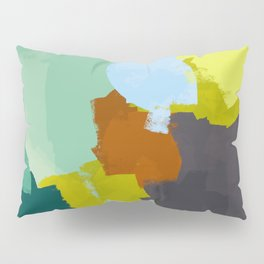 Palette for young people Pillow Sham