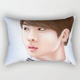 BTS - Jin Rectangular Pillow