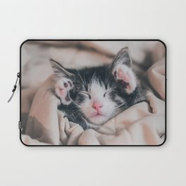 Paws Up For Naptime! Laptop Sleeve