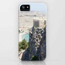 Landscape Photography by Laurence iPhone Case
